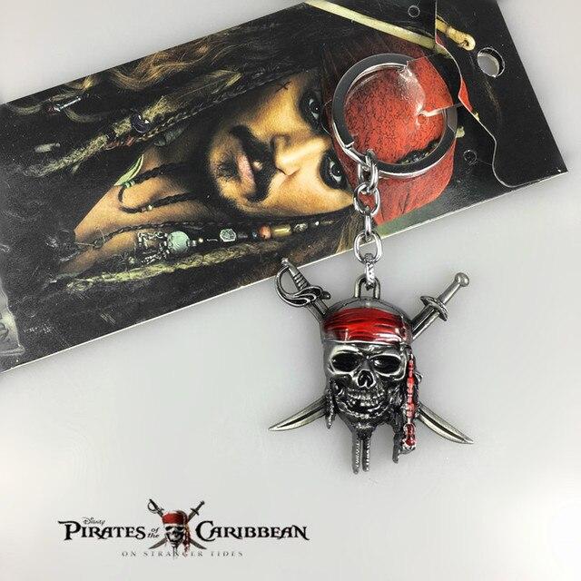 Брелок Пираты Карибского Моря Эмблема вариант 2 2