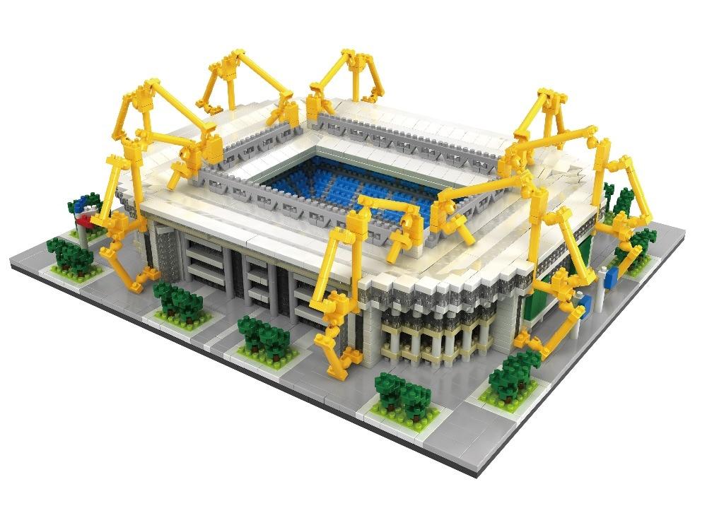 BunterStier Fan Armband Dortmund 4er-Set