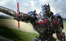 Transformers 4 Age of Extinction Movie Fabric poster 21″ x 13″ Decor 05