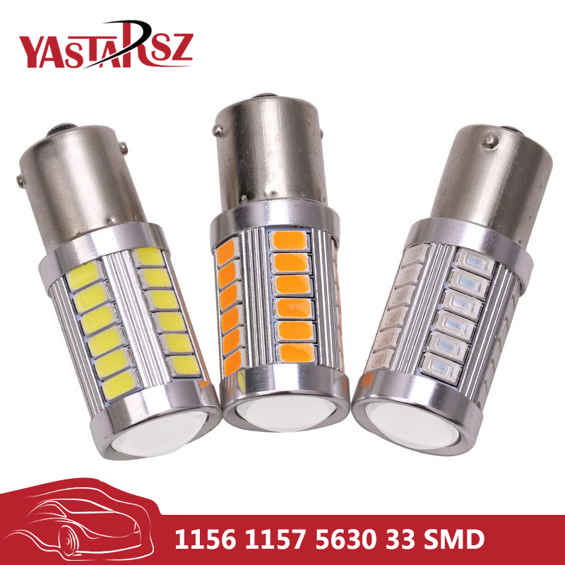 Car styling high quality T20 many 11561157 H4 H7 LED fog lamp 33smd5630 car light bulb