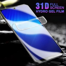 Full Cover Soft Protective Hydrogel Film For Huawei Honor 9 i 10 20 20Pro Lite 2019 Mate P 30 Pro 31D Screen Protector
