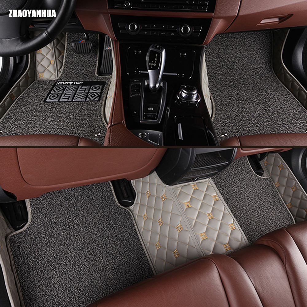 Aliexpress com buy special made car floor mats for audi a6 s6 a4 s4 allroad avant a3 a5 a7 a8 waterproof good case car styling carpet rugs liners from