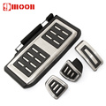 Car Pedals Cap Foot Rest Cover Accelerator Brake Clutch For Golf 7 GTi MK7 Octavia A7 Rapid Audi A3 8V Passat 8 2008+