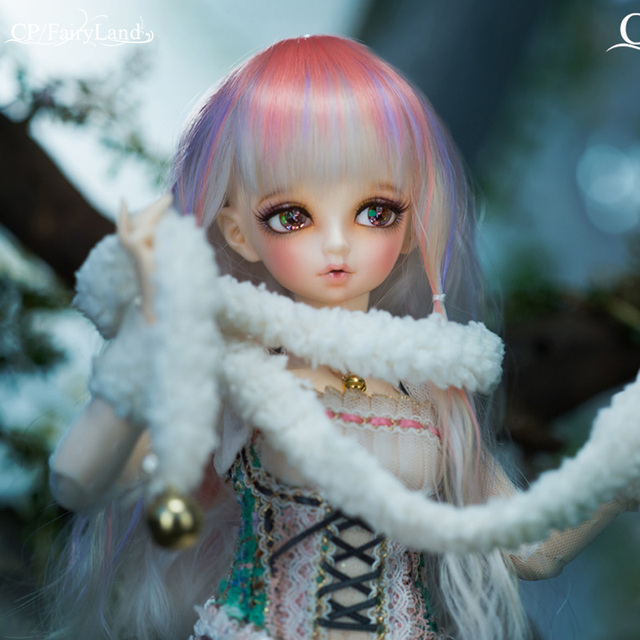 Rin  Fairyline Fairyland 1/4 Bjd Sd Dolls Model  Girls Boys Eyes High Quality Toys  Shop Resin Rabbit