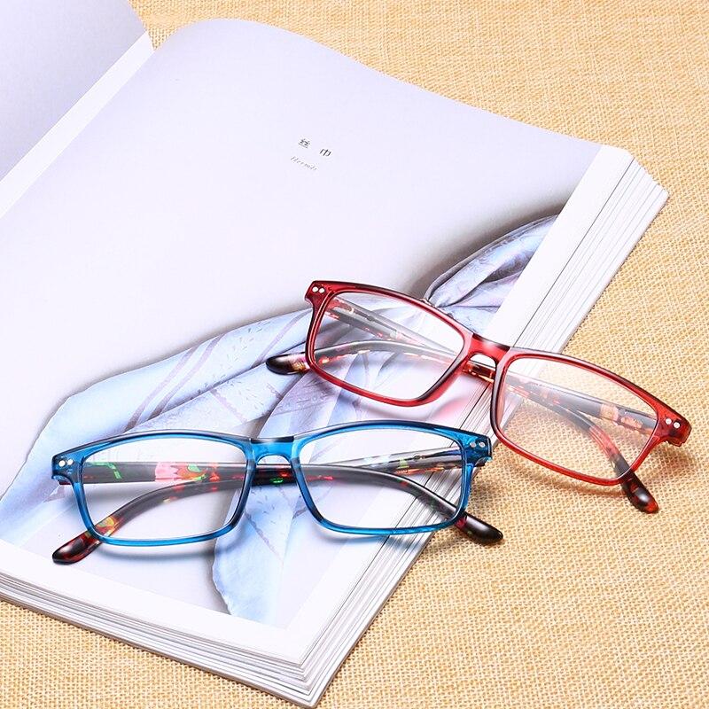 Humor Aoron Platz Lesebrille Männer Lupe Brillen Frauen Polycarbonat Vision Klar Presbyopie Leichte Dioptrien 1,0 Bis 4,0
