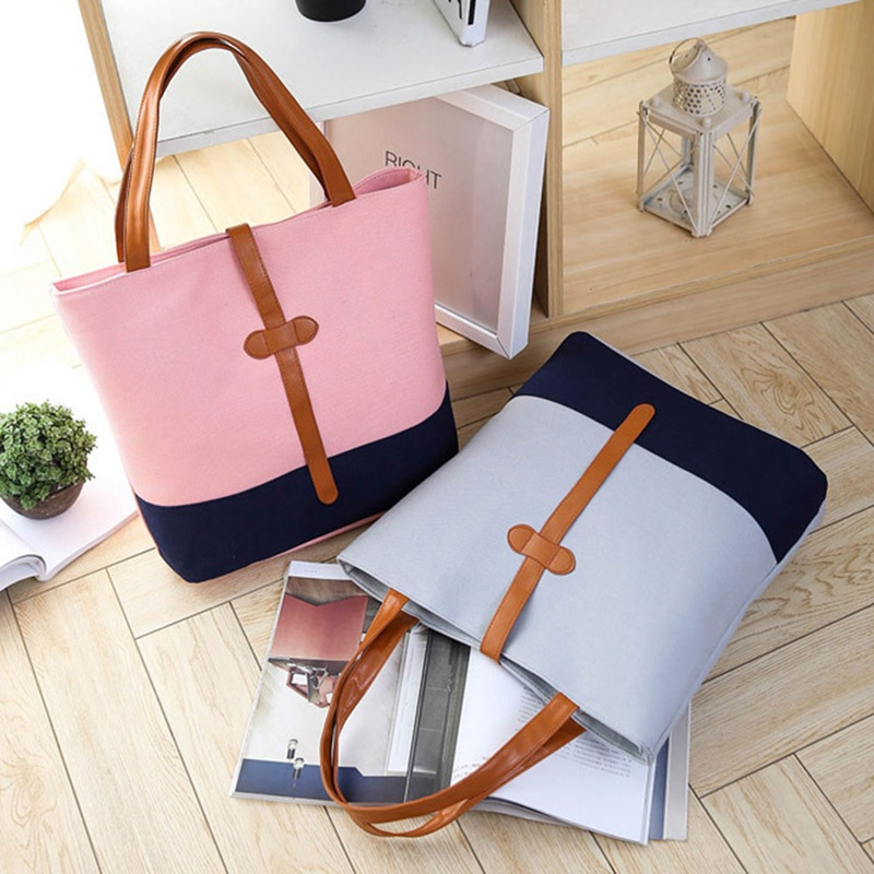 Canvas Casual Tote Bags Shoulder Bags Top-Handle Bag Bags Handbags Handbags Female Bolsa