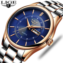 2018 New Luxury Brand Gold Casual Geneva Quartz Watch Men Stainless Steel XFCS Men Watches Waterproof Clock Relogio Masculino цена и фото