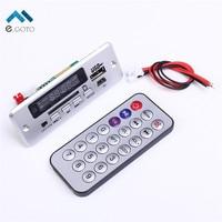 New Mini 5V MP3 Decoder Board Bluetooth Call Decoding Module MP3 WAV U Disk TF Card