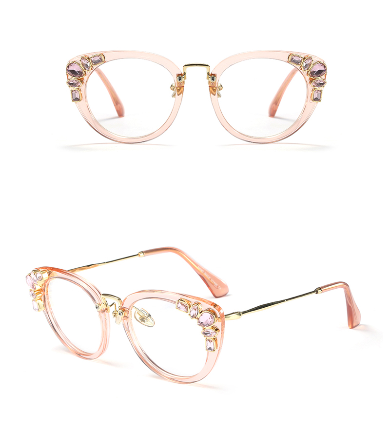 cat eye glasses 9328 details (5)