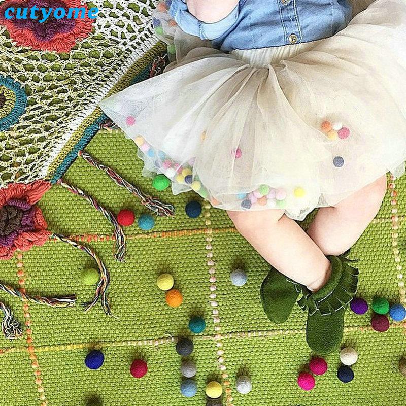 2018 Бебешки момичета Поли Облекла за - Детско облекло