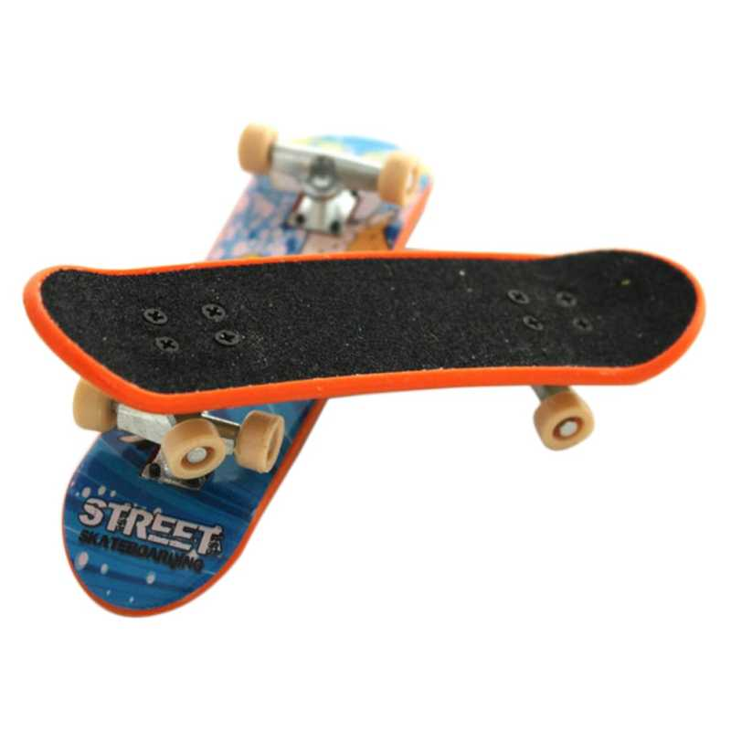 Cute Fingerboard Skate Boarding Toys Funny Child Toys Mini Anti-stress Gift Toys