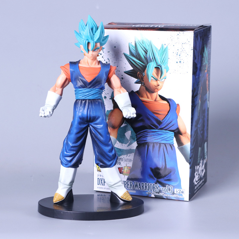 2018 100% Originale Banpre DXF IL SUPER GUERRIERI vol.3 Action Figure-Figure Super Saiyan Dio SS Vegetto da