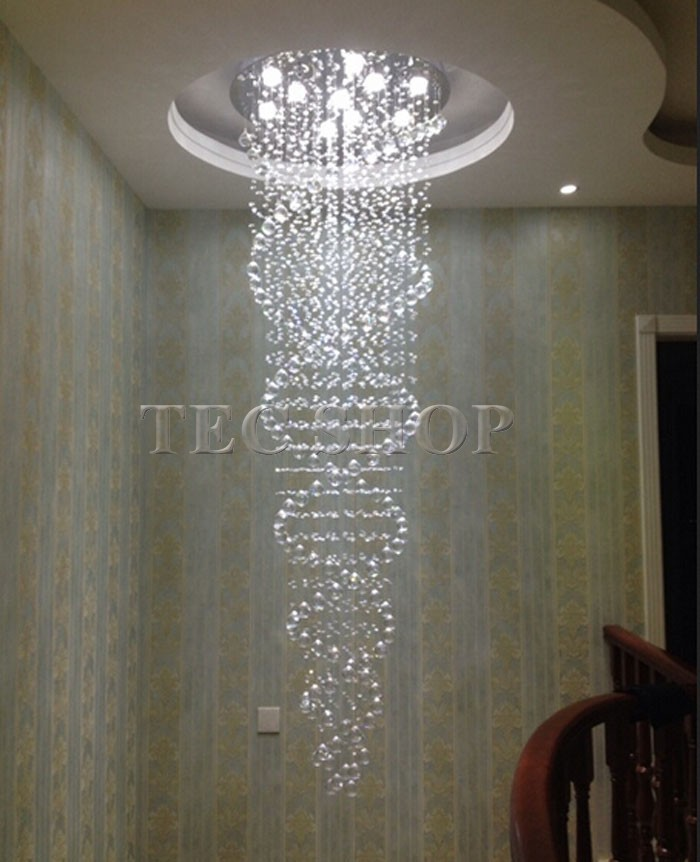 Jh New Arrival Modern Led Double Helix Spiral Staircase Crystal | Double Helix Spiral Staircase | Plan | Double Helical | Three Landing Design | Architecture | 1950'S