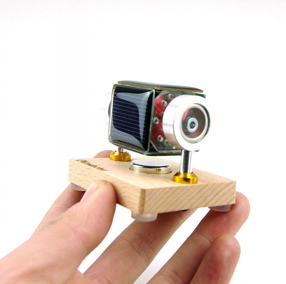 Tiny mendocino motor sun brinquedo ciência física