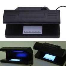 ЕС 4 Вт УФ-световой детектор денег Checker практический фальшивый тестер денег банкнота поддельное детекторное устройство с переключателем ВКЛ/ВЫКЛ