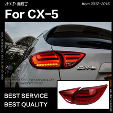 AKD Car Styling for Mazda CX 5 Tail Lights 2013 2017 CX 5 LED Tail font