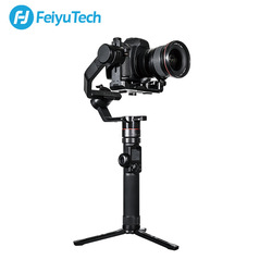 New Feiyu AK4000 Maxload 4KG 3-Axis DSLR Camera Stabilizer Handheld Gimbal for Sony Canon 5D Mark III IV 6D 80D Nikon Panasonic