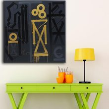 Large size Printing Oil Painting Wall painting RETNA Untitled Wall Art Picture For Living Room painting no frame(China)