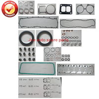 6HH1 6HH1T Engine Full gasket set kit for Isuzu ENCAVA Truck Bus NRR FSR700 FSR33 8.2L