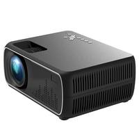 A20 Portable Projector 2200 Lumen(Max) 800X480 1080P Tv Home Cinema Led Beamer With Hdmi Usb Vga Av Rca Audio Interfaces
