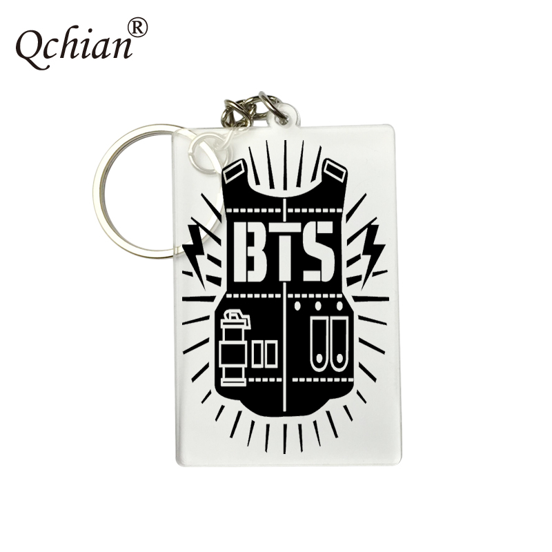 HD Picture Printing series Acrylic Keychain Car Key Backpack Decoration Pendant Aircraft Luggage Tag Logo Customization
