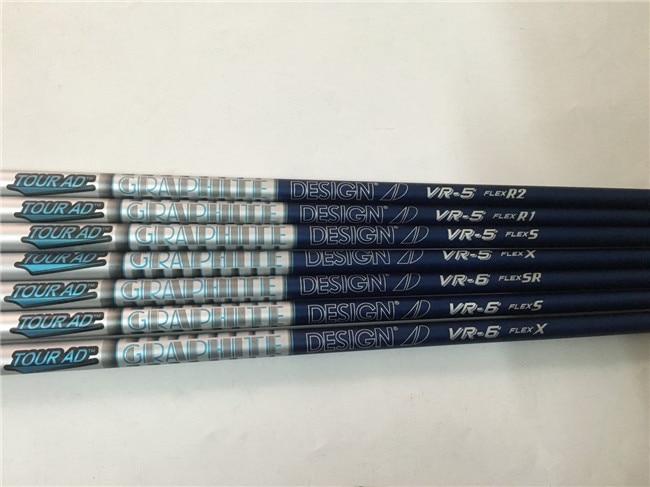 Brand New 5pcs Tour AD VR 5 VR 6 Graphite Shaft 0 335 Size Graphite Design