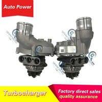 079145703R 079145703F 079145703K 079145703E 079145703B für Audi A6 S6 A7 S7 A8 S8 R8 4,0 T TFSI turbolader turbo