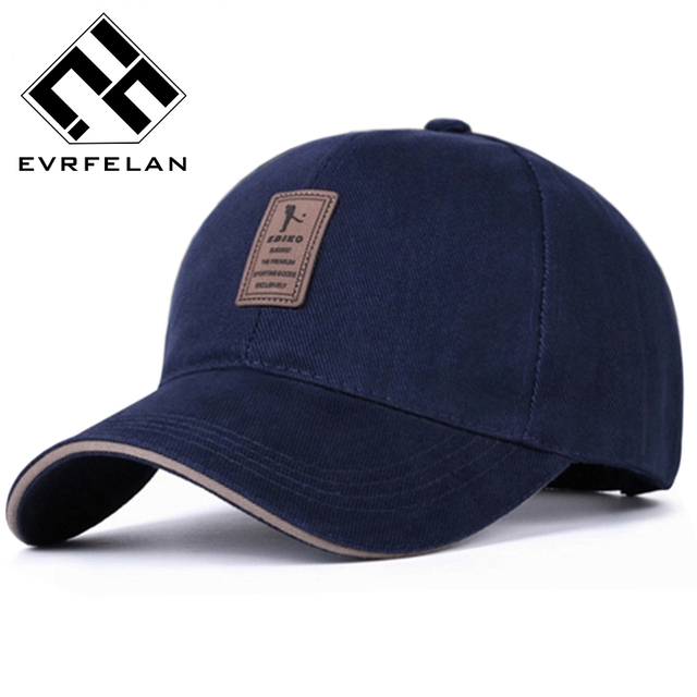 Hot Sale New Brand Baseball Cap Fashion Men Bone Snapback Hat For Baseball Hat Golf Cap Hat Man Sport Cap Men Free Shipping