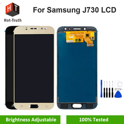 Hot-Truth 100% Tested LCD For Samsung Galaxy J7 Pro 2017 J730 J730F Display Touch Screen Digitizer Assembly Replacement Parts