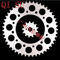 For Honda XR250 off-road vehicles motorcycle front and rear sprocket Chain sprockets kits Motorbike parts