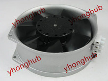 Frss shipping for LEIPOLE F2E-162B-230 AC 230V 37/33W 4-wire 172x172x55mm Server Square fan