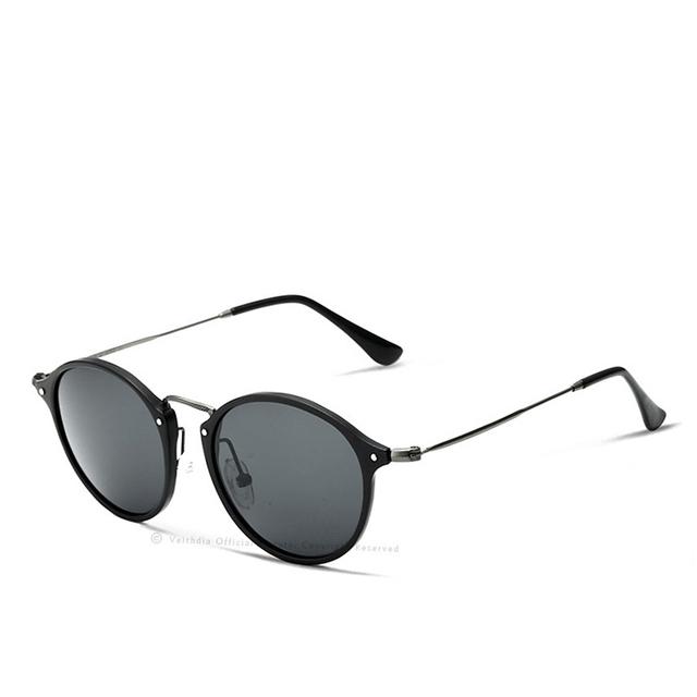 Fashion Unisex Sunglasses Polarized Coating Mirror Veithdia