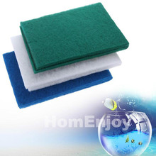 Fish Tank Biochemical Filter Sponge Aquarium Filter Pad Cotton Media For Cultivating Bacteria Flexible&Easy Cut 90x30x2cm