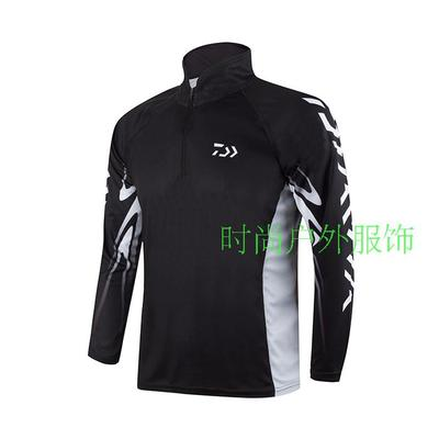 Buy 2017 daiwa fishing shirt men outdoor for Spf shirts for fishing
