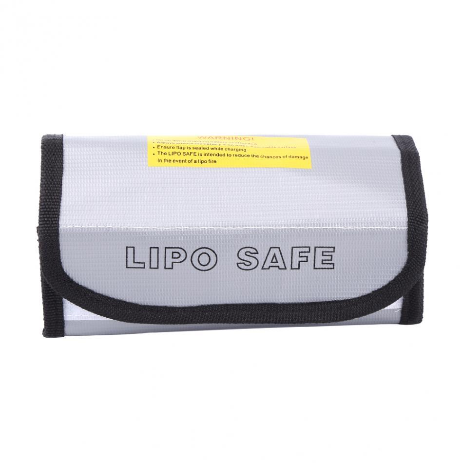 1 шт. RC Lipo безопасной Батарея ограждение для зарядки мешок защита взрывозащищенный Sack Чехол протектор