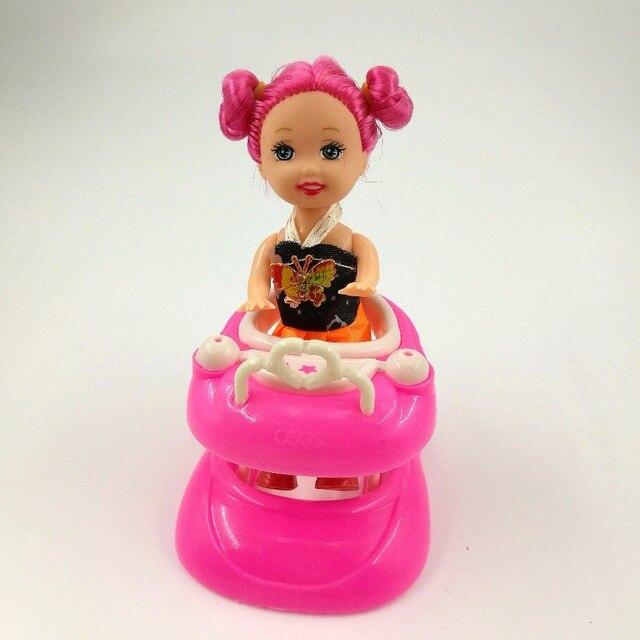 Anak bermain rumah Mainan Termasuk Aksesoris Untuk Barbie kelly boneka  Boneka Boneka Buatan Tangan Boneka bayi c239b22c65