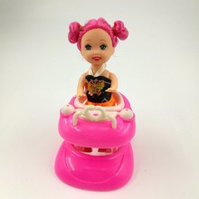 Kid s play house Toys Including kelly dolls Doll Accessories For Barbie Doll Handmade Doll s