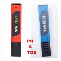 Penna di Test PH Meter 0.01 + TDS DEL tester DEL Tester filtro qualità dell'acqua per L'acqua Potabile Serbatoio di Pesce di Nuoto Acquacoltura