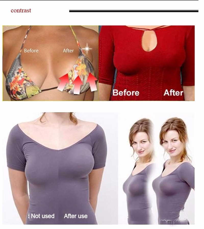 16 Silicone Invisible Breast Lift Petals Shaper Bra Stickers on Chest Breast Bust Adhesive Bras 10pcs Intimates Accessories 25 7