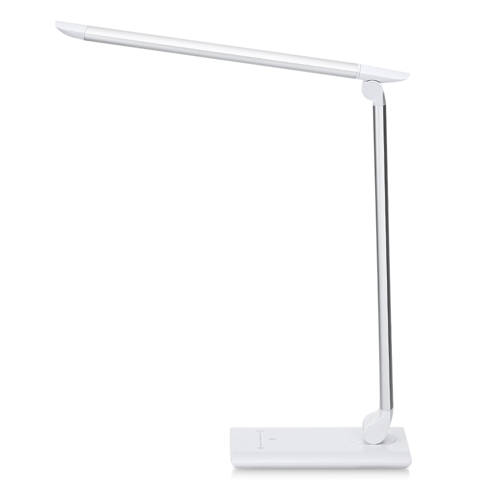 Aluminium Alloy Touch Control Table Lamps With 7 Levels Of Light Brightness Portable Flexible LED Desk