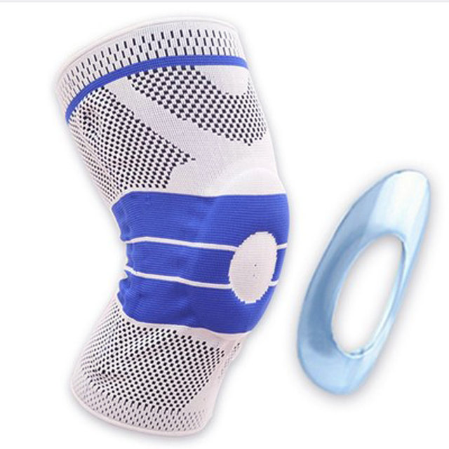 d4e8a78fc Joelheira de Vôlei de Futebol basquete Formação Elastic Sports Segurança  Proteção joelheiras Segurança Esportes Cinta Guarda