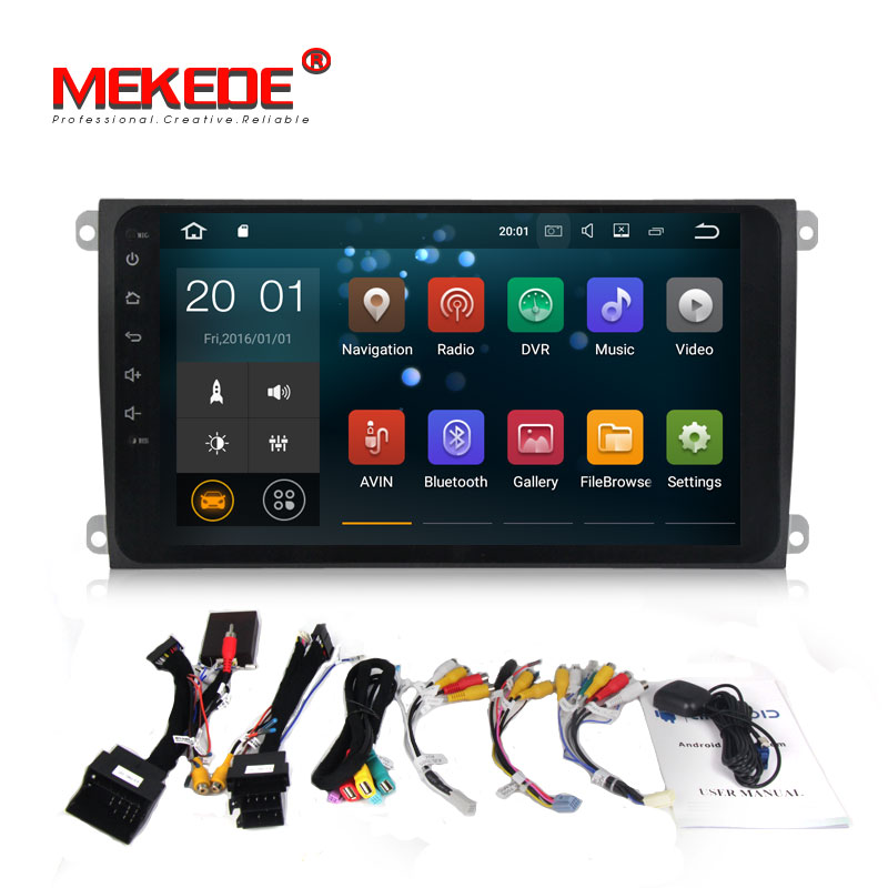 MKD-PX3  RK3188 Android7.1 HD 1024x600 car audio dvd gps cassette for Porsche Cayenne 2003-2010 with ipod bt radio wifi mic gift