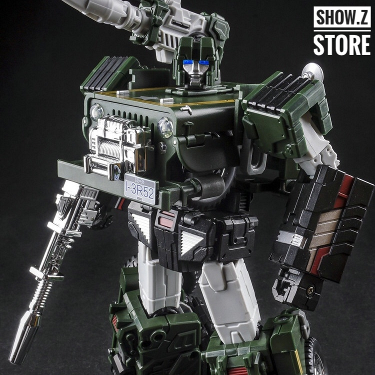 [Show.Z Store] TFC Old Time OS-02 Detective Hound Transformation Action Figure [show z store] [pre order] tfc toys trinity force tf 03 wildchaser blacker transformation action figure