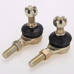 Image 4 - Mayitr 1Pair Metal M10 Tie Rod Ball Joint For 50cc 70cc 90cc 110cc 125cc 150cc 200cc 250cc ATV Quad 4 Wheeler