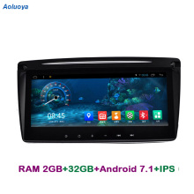 Aoluoya IPS RAM 2GB+32GB Android 7.1 CAR DVD Radio GPS Navigation For Skoda Octavia 2007 2008 2009 2010 2011 2012 2013 WIFI DAB+