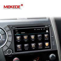 New arrival! Mekede android 8.1 Car multimedia system car GPS DVD player for Ssangyong Actyon Kyron 2005 2013 navi radio FM