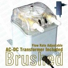100 ~ 240Vac, 800 мл/мин. Перистальтический Насос с трансформатором, сменные Перистальтический напор насоса и утвержденными FDA PharMed BPT Трубки