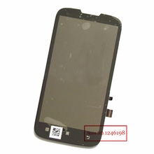 TOP Quality NEW Full LCD Display Touch Screen Digitizer Assembly For Lenovo A560 Black WHITE Replacement Spare Parts