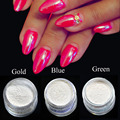 STZ 1 Bottle Nail Art Laser Glitter Magic Gradient Glimmer Powder 3d Nail Art Tips Dust Mermaid Powder Nail Decorations ND262