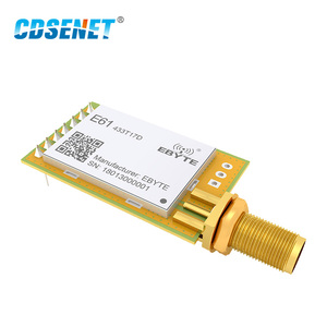 Image 4 - E61 433T17D Modbus 433MHz RF Transceiver High Speed Continuous Transmission Transmitter and Receiver 433 MHz Wireless rf Module